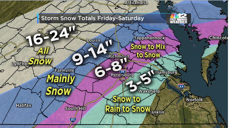 Channel 12 Forecast Forecast Made On The 20th Ref Channel 12 Forecast Made On The 20th In Richmond Va